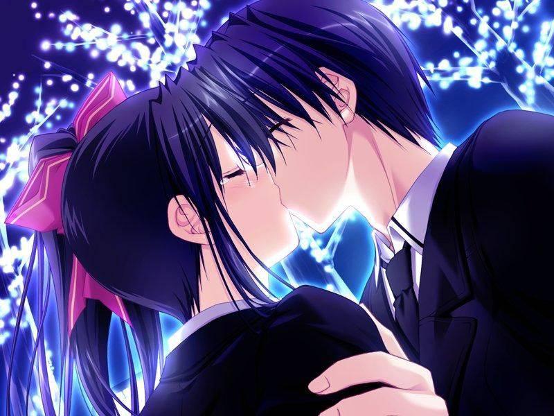 【若気の至り】街中でキスしてる恥知らずなカップル達の二次画像【27】