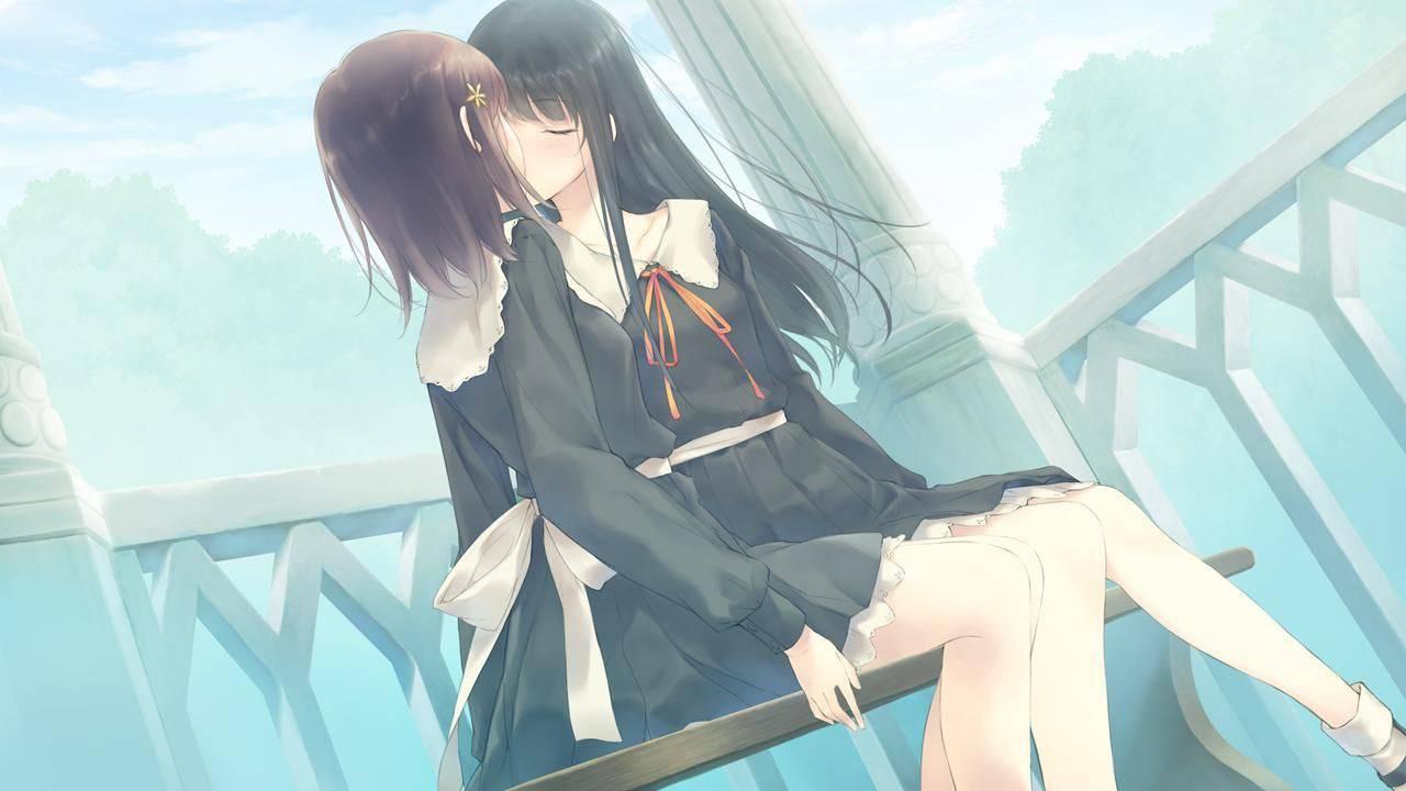 【若気の至り】街中でキスしてる恥知らずなカップル達の二次画像【29】