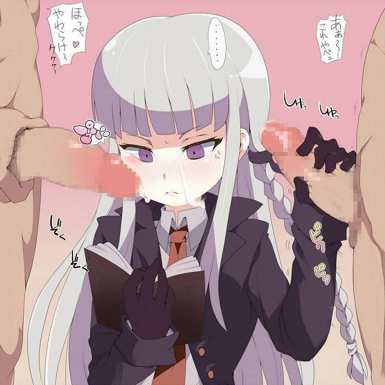 【ながら手コキ】何かのついでに手コキしてる二次エロ画像【11】