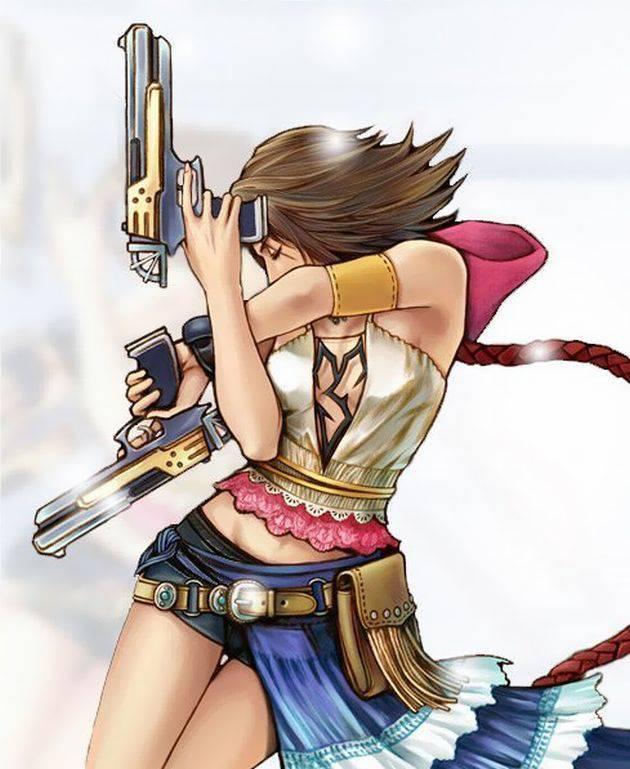 【FF10】ユウナのエロ画像【ファイナルファンタジーX】【5】