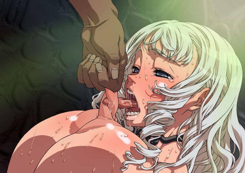 【奇乳】乳首がデカくて長い女の子の二次エロ画像【8】