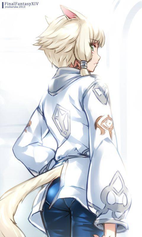 【FF14】ヤ・シュトラのエロ画像【ファイナルファンタジーXⅣ】【15】