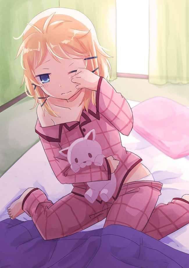【おはよう】寝起きな女の子の二次エロ画像【40】