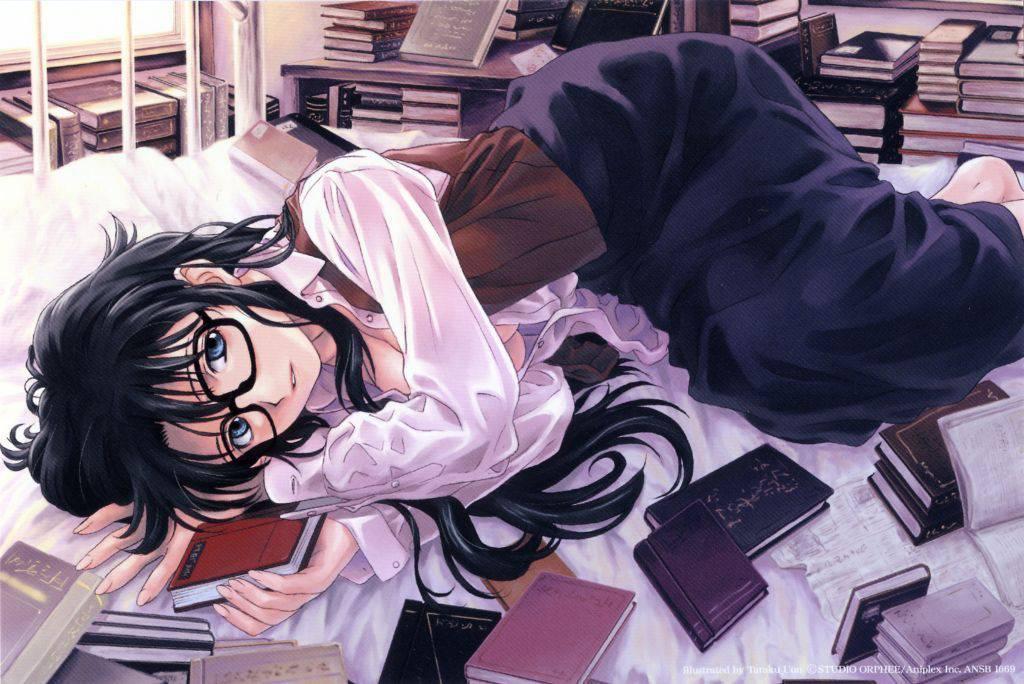 【最近だらしねぇな】散らかったベッドの上でくつろぐ女子達の二次画像【8】