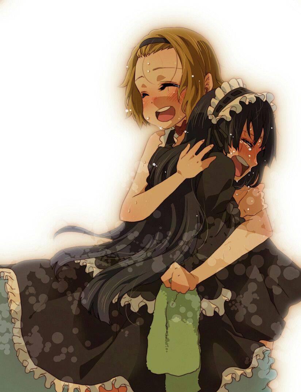 【もらい泣きしそう】号泣してる女の子の二次画像【25】