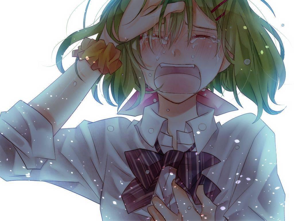 【もらい泣きしそう】号泣してる女の子の二次画像【29】