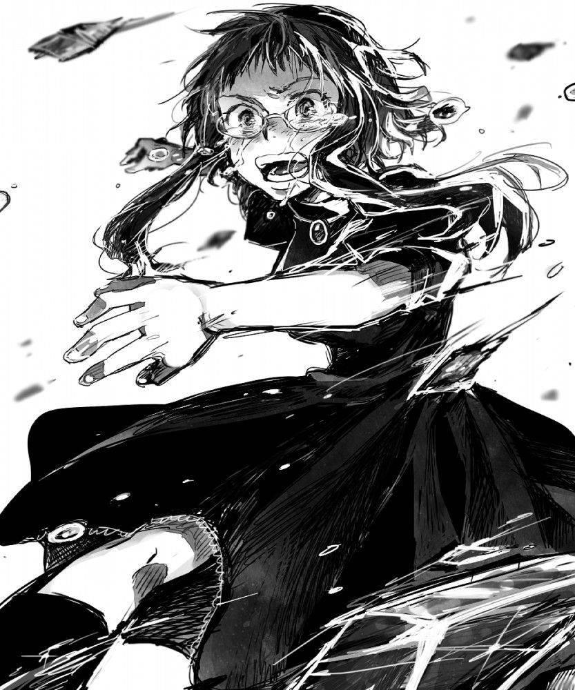 【もらい泣きしそう】号泣してる女の子の二次画像【33】