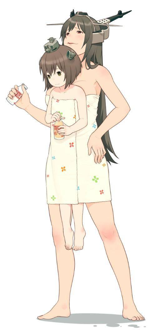 【湯上り美人】お風呂上りな女の子達の二次エロ画像【9】
