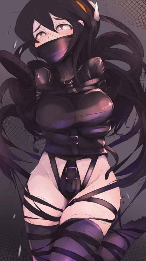 【義務】貞操帯の着用を強制されてる二次エロ画像【15】