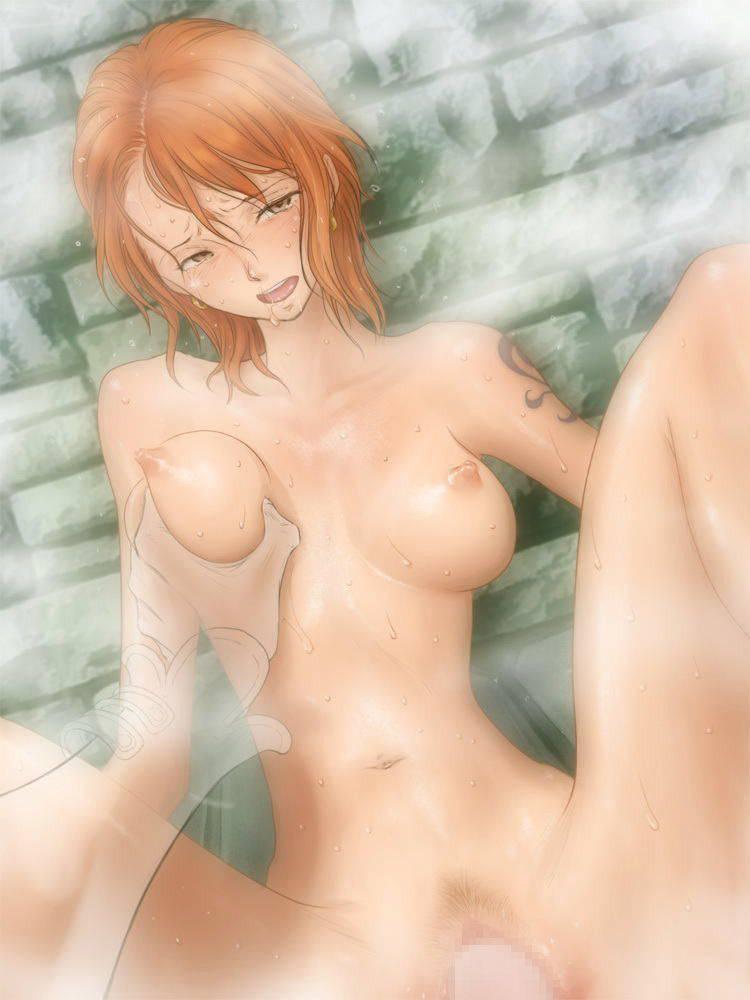 【ONNPIECE】ナミ(初期)のエロ画像【ワンピース】【49】