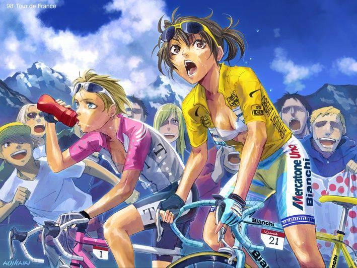 【ロードバイク】本格的な自転車に乗ってる女子達の二次画像【37】