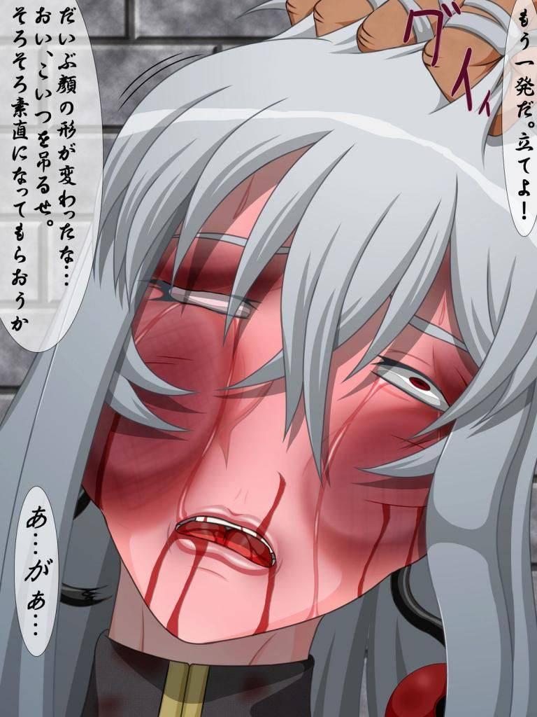 【赤面】恥ずかしそうにおっぱい見せてる二次エロ画像【6】