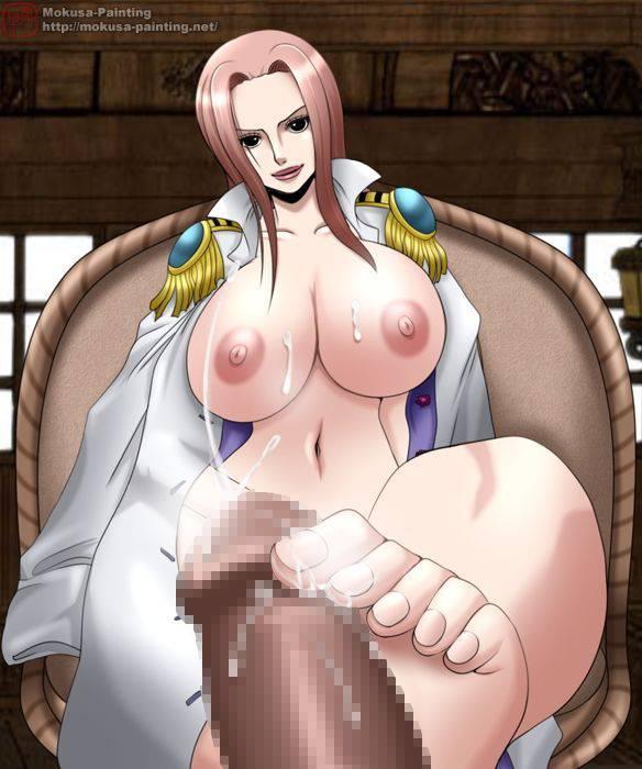 【ONNPIECE】黒檻のヒナのエロ画像【ワンピース】【8】