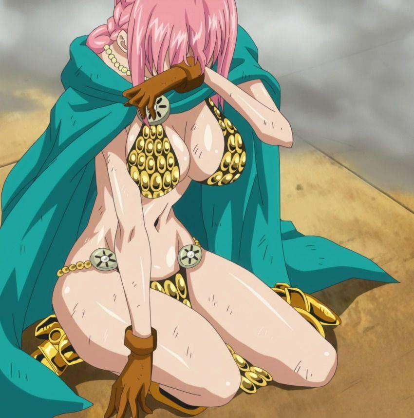 【ONEPIECE】レベッカのエロ画像【ワンピース】【15】