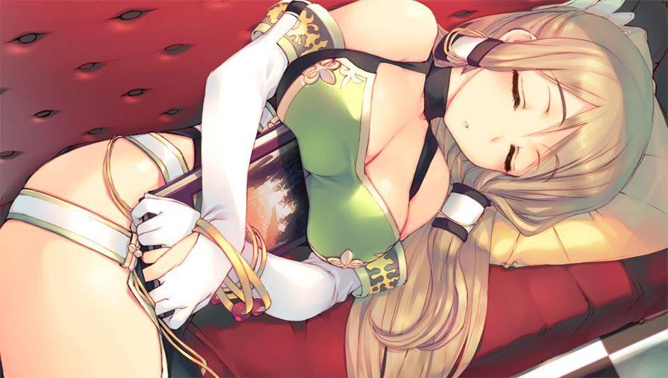 【リラックス】ソファーに寝そべりくつろぐ女子達の二次画像【15】