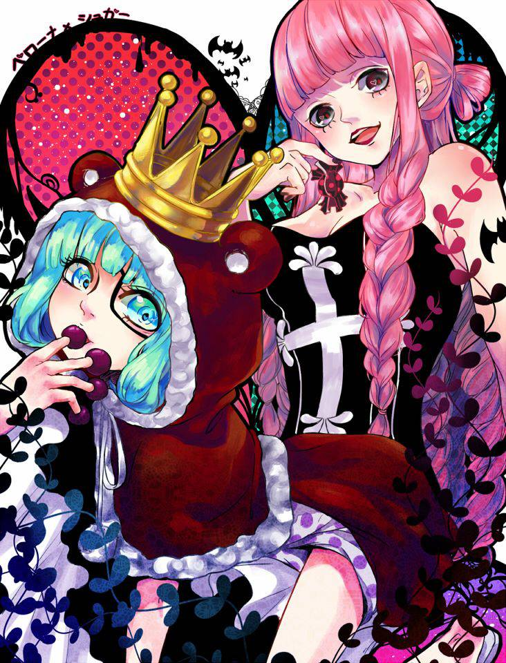 【ONEPIECE】シュガーのエロ画像【ワンピース】【40】
