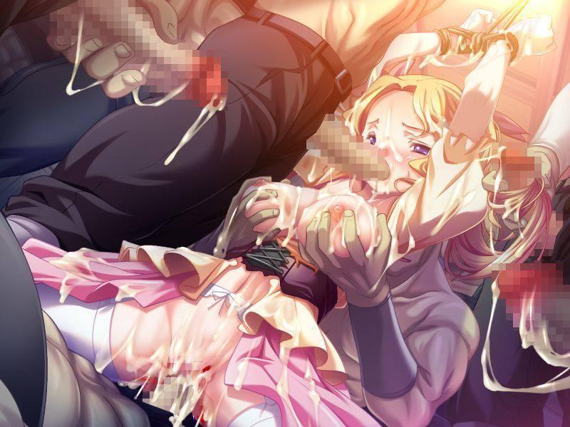 【敗戦国の末路】王女とかお姫様っぽい少女がレイプ・輪姦されてる二次エロ画像【40】
