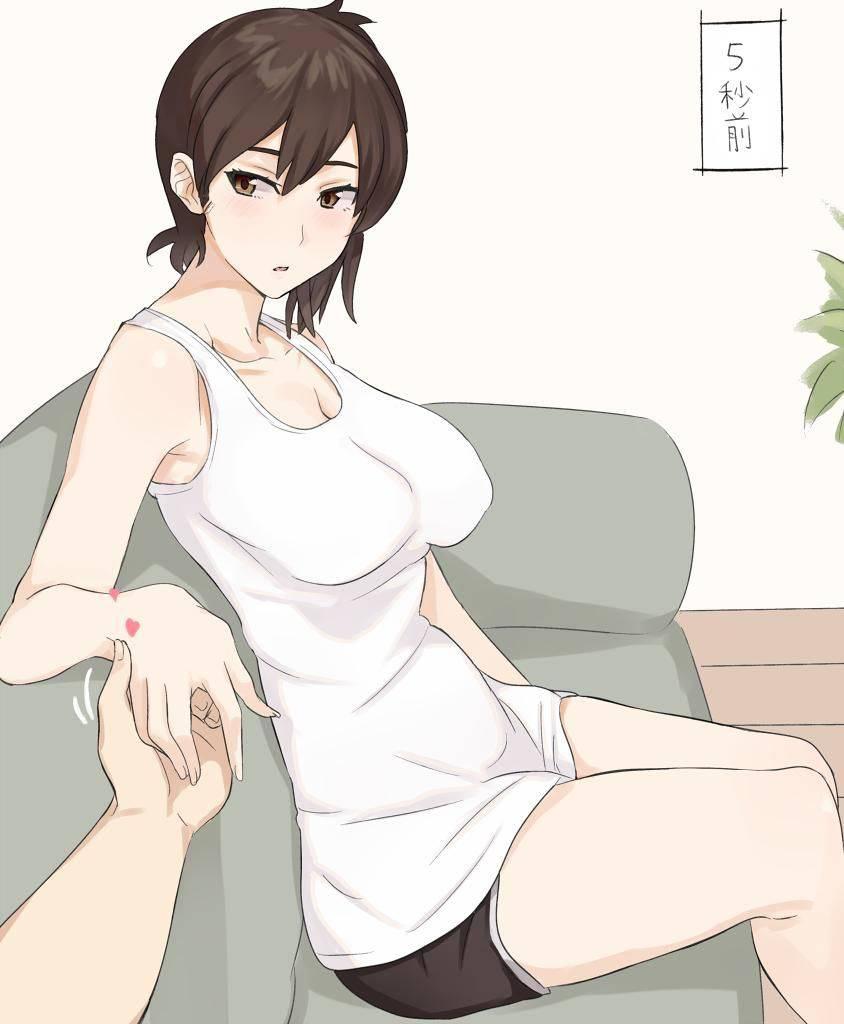【生野陽子じゃない方】部屋着でショーパン履いてる子の二次エロ画像【40】