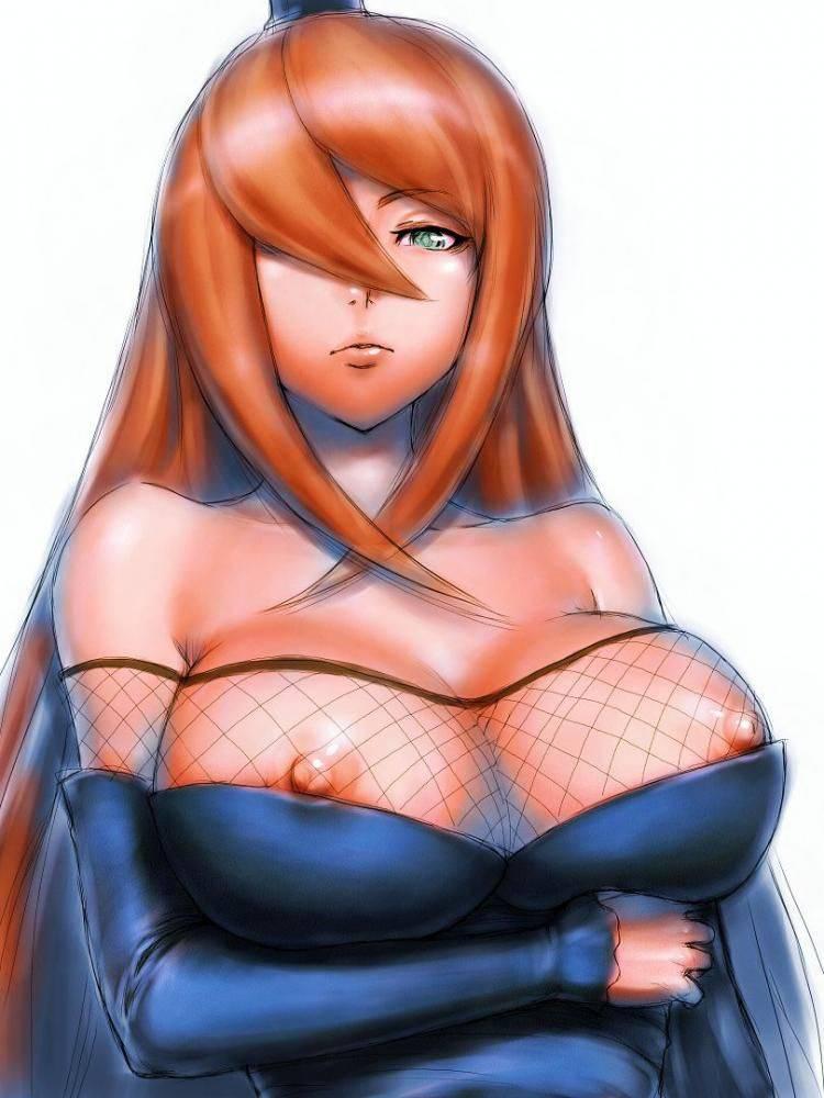 【NARUTO】照美メイ(てるみーめい)のエロ画像【32】