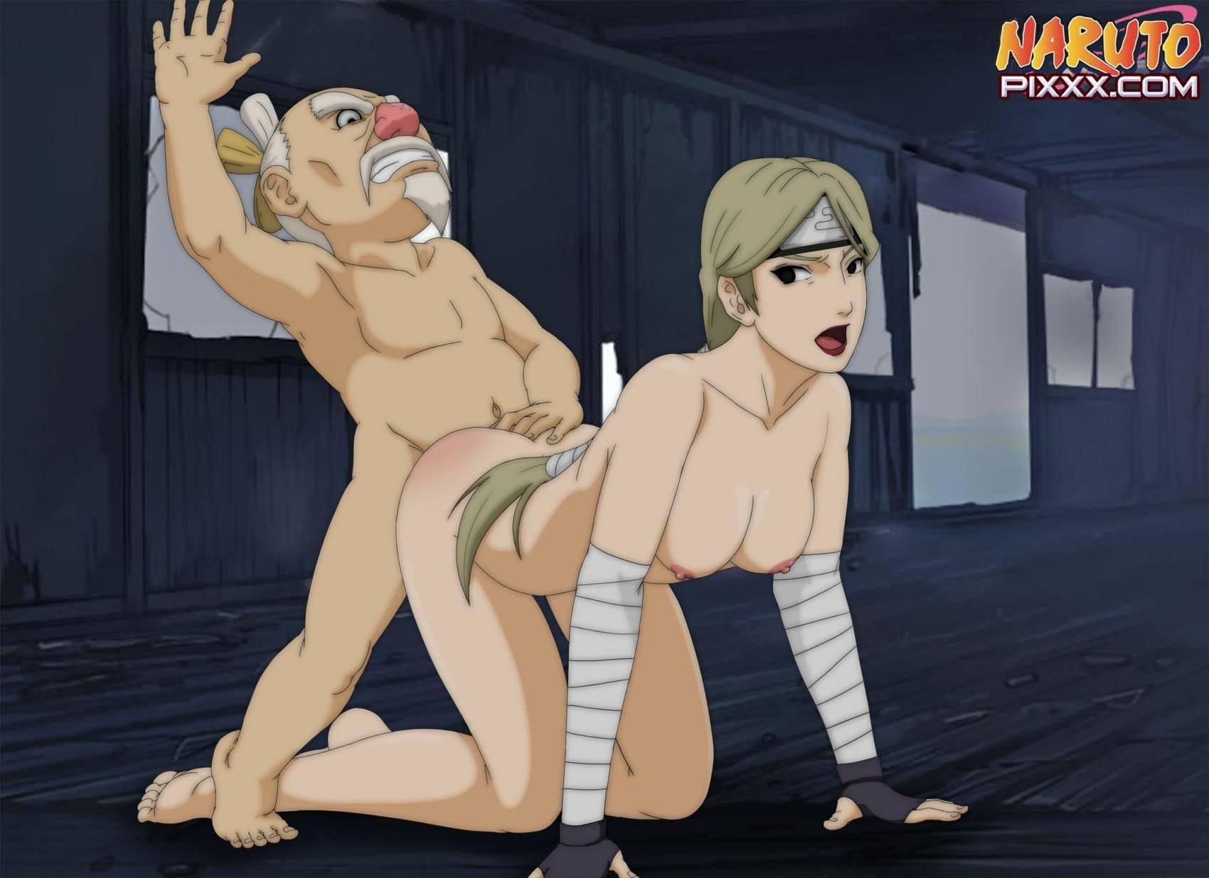 【NARUTO】二位ユギト(にいゆぎと)のエロ画像【11】