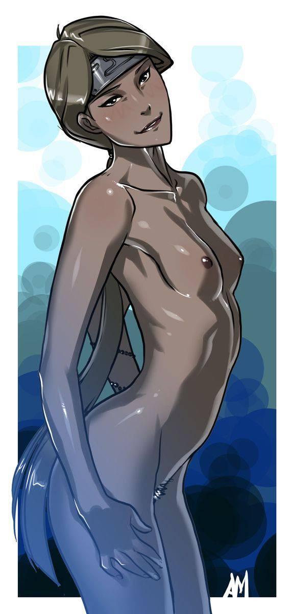 【NARUTO】二位ユギト(にいゆぎと)のエロ画像【14】