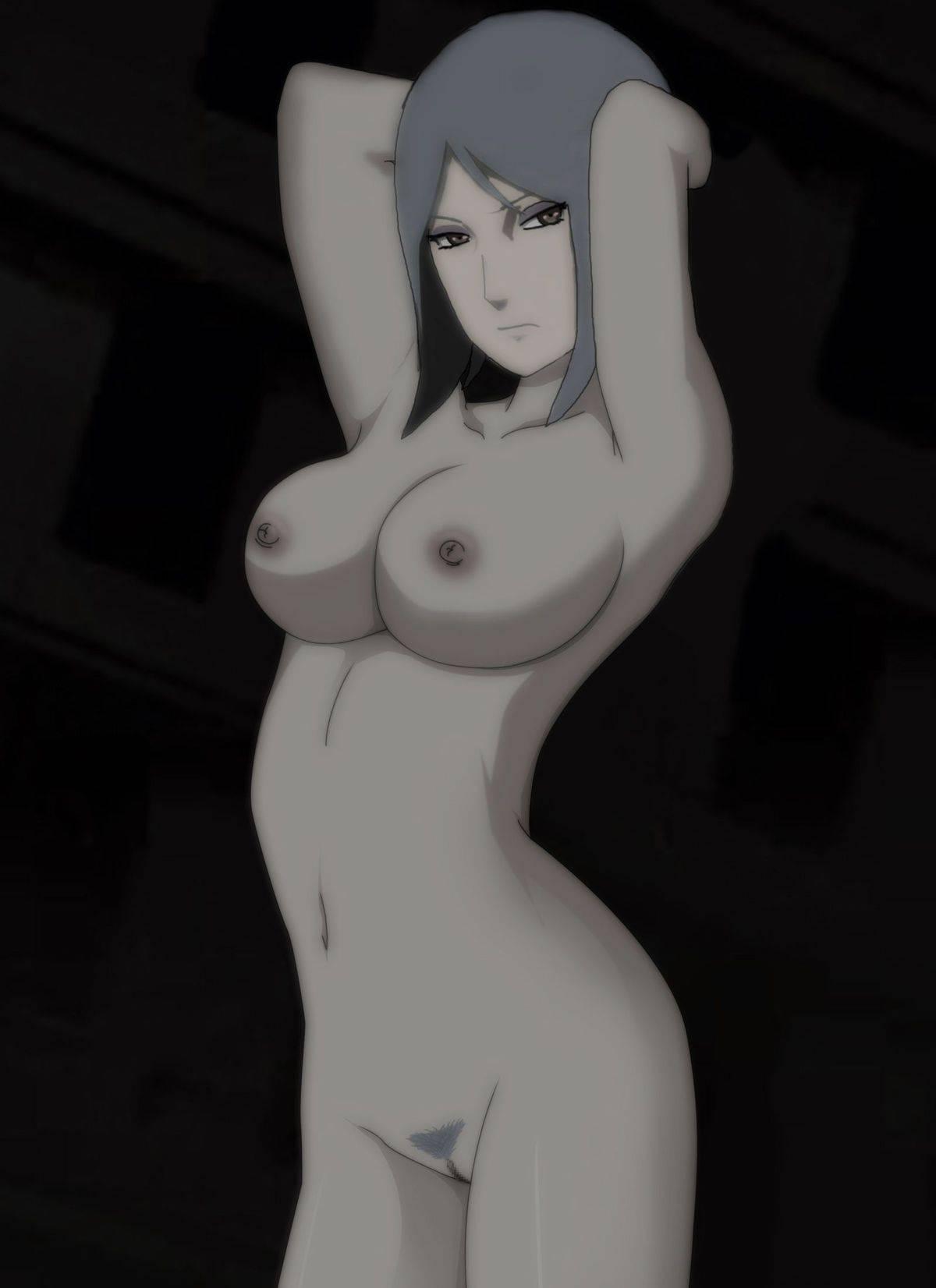 【NARUTO】小南(こなん)のエロ画像【7】