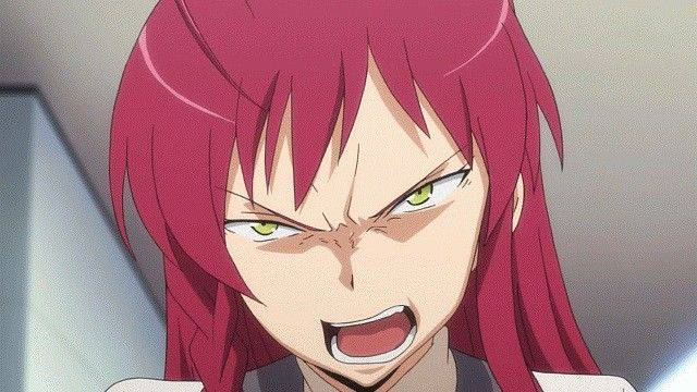 【このハゲーッ!】すげぇ怒ってる女の子達の二次画像【私の心を傷つけるな!】【13】