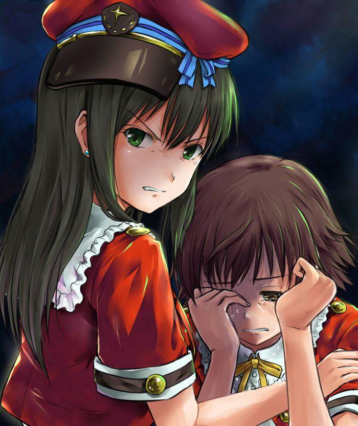 【このハゲーッ!】すげぇ怒ってる女の子達の二次画像【私の心を傷つけるな!】【19】