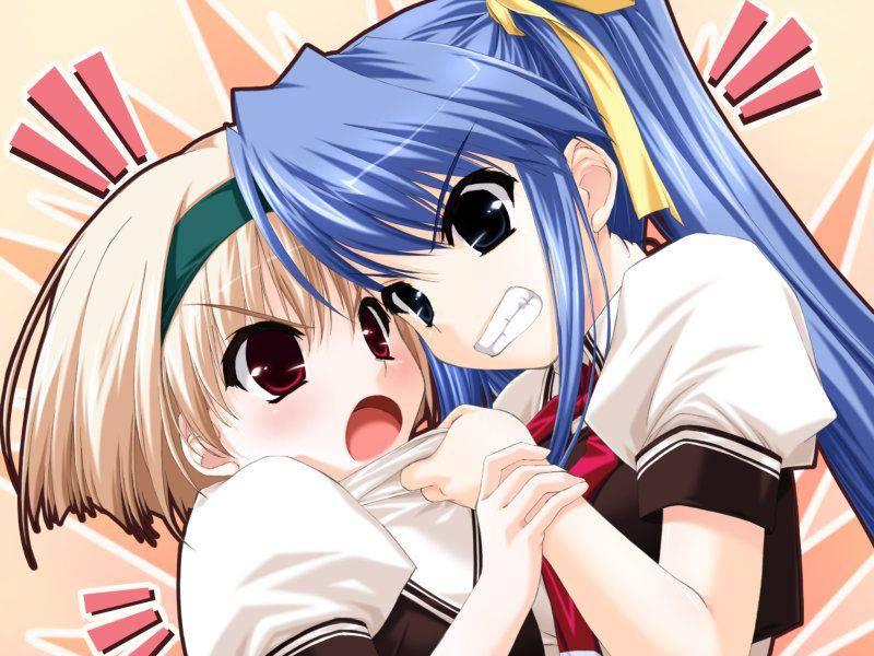 【このハゲーッ!】すげぇ怒ってる女の子達の二次画像【私の心を傷つけるな!】【22】