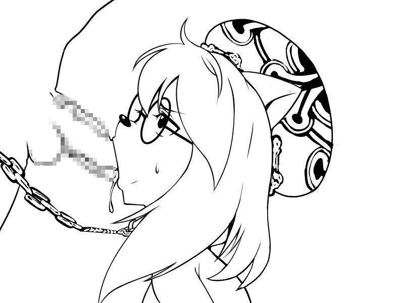 【HUNTER×HUNTER】チードル・ヨークシャーのエロ画像【ハンターハンター】【6】