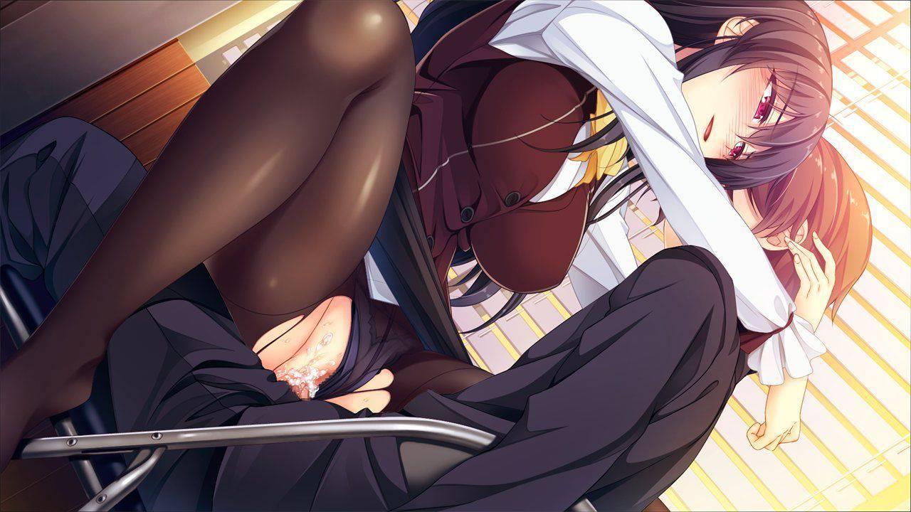 【人が来ても安心】着衣セックスしてる二次エロ画像【5】
