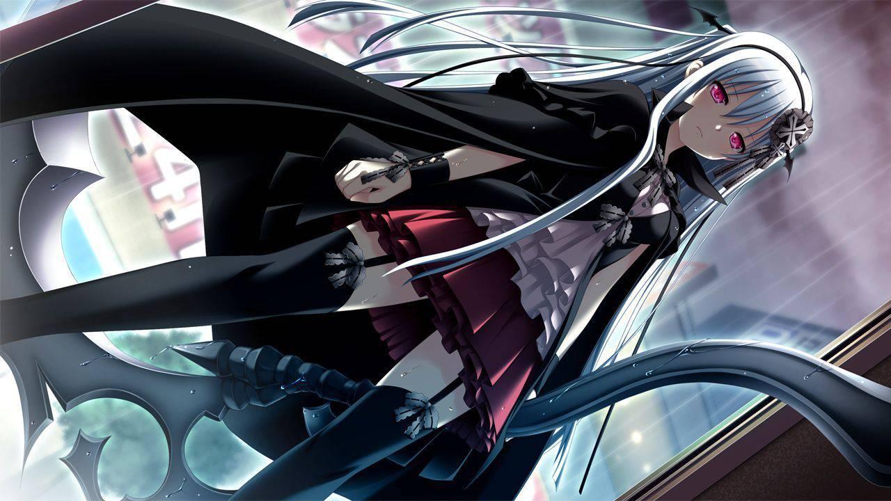 【名前は多分洋子】恐ろしく冷たい目をした銀髪の二次エロ画像【4】