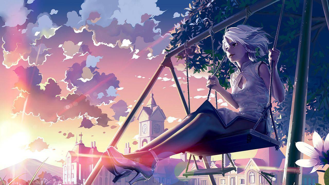 【名前は多分洋子】恐ろしく冷たい目をした銀髪の二次エロ画像【13】