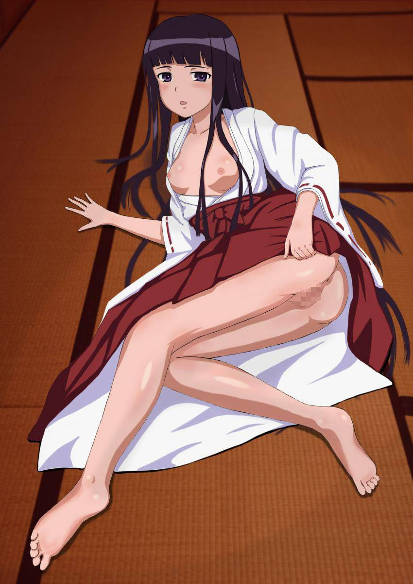 【とある魔術の禁書目録】姫神秋沙(ひめがみあいさ)のエロ画像【16】
