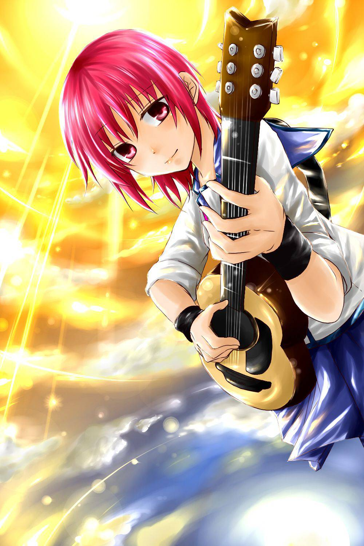【サブカル好きそう】アコースティックギターと女の子の二次画像【18】
