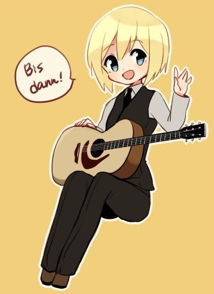 【サブカル好きそう】アコースティックギターと女の子の二次画像【24】