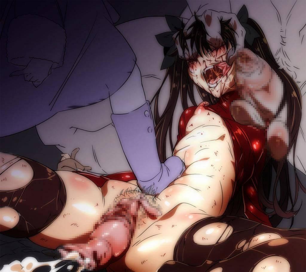 【喋ったら楽になれるよ?】敵に酷い拷問を受けてる女の子達の二次リョナ画像【11】