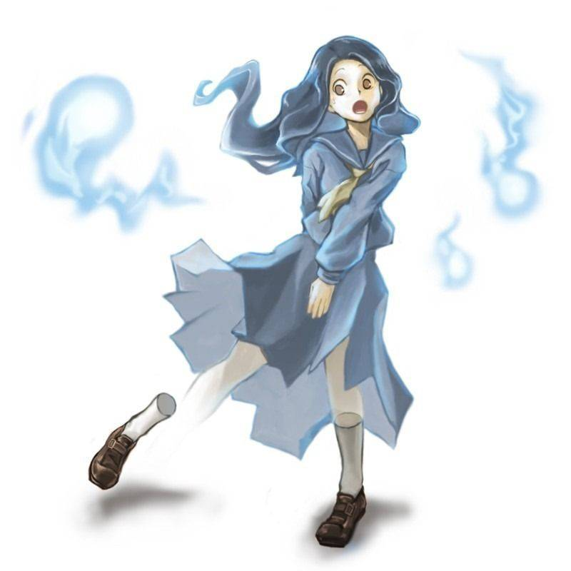 【お盆だから】幽霊女子達の二次エロ画像【八尺様もいるよ!】【4】