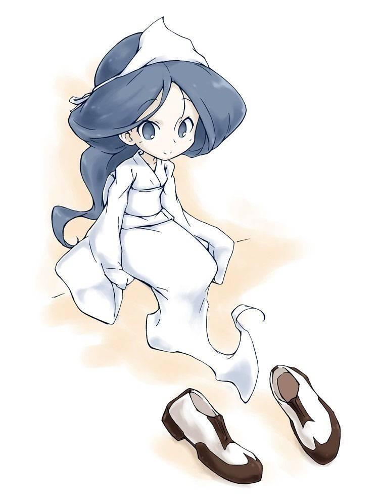 【お盆だから】幽霊女子達の二次エロ画像【八尺様もいるよ!】【7】