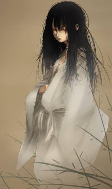 【お盆だから】幽霊女子達の二次エロ画像【八尺様もいるよ!】【15】