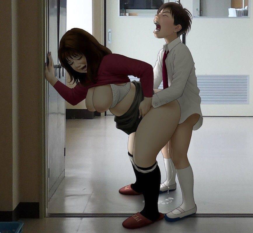 【生活感】ダサい・・・いや、生々しい下着を着けてる熟女・人妻の二次エロ画像【21】