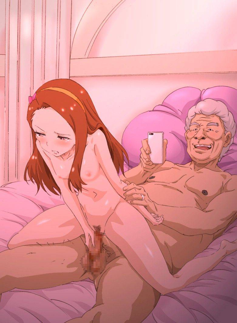 【金の匂いがしますね】オッサンと少女な二次エロ画像【5】