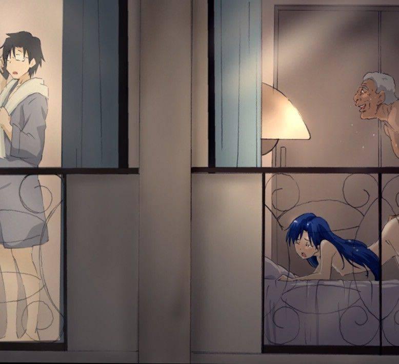 【金の匂いがしますね】オッサンと少女な二次エロ画像【11】