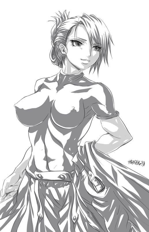 【鋼の錬金術師】リザ・ホークアイ中尉のエロ画像【22】