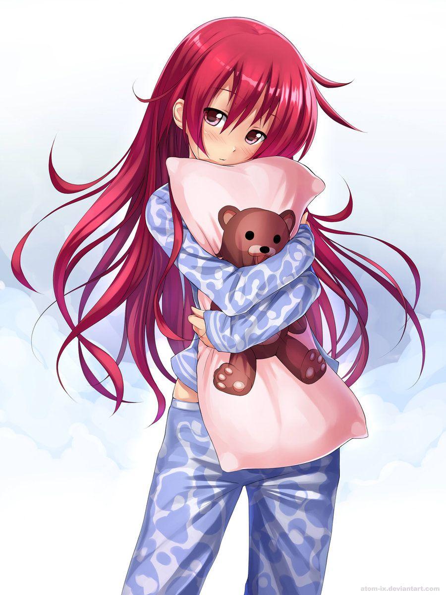 【育ち良さそう】パジャマをきちんと着てる女の子の二次画像【14】