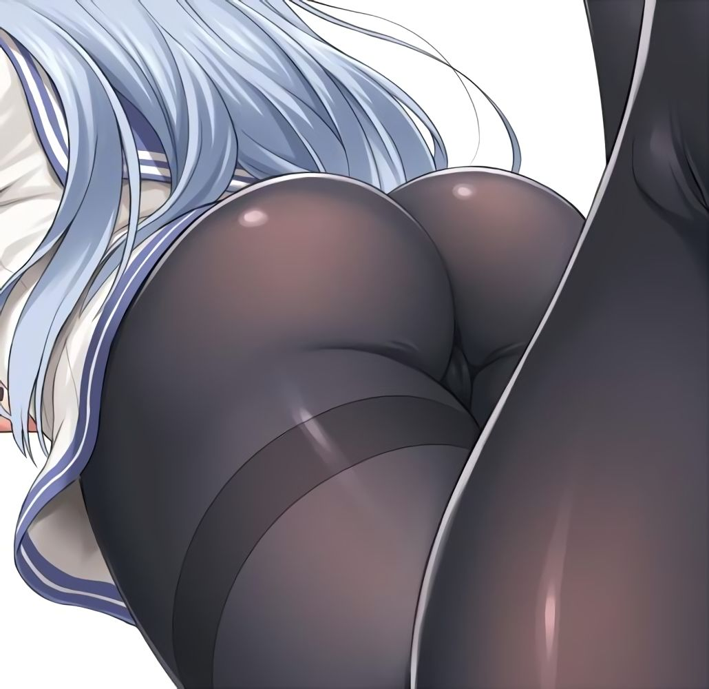 【接写】「俺は尻にしか興味が無い!」って方向け、お尻どアップの二次エロ画像【38】