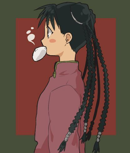 【鋼の錬金術師】メイ・チャンのエロ画像【19】