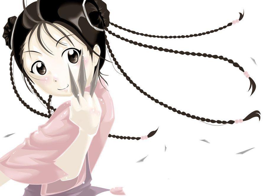 【鋼の錬金術師】メイ・チャンのエロ画像【26】