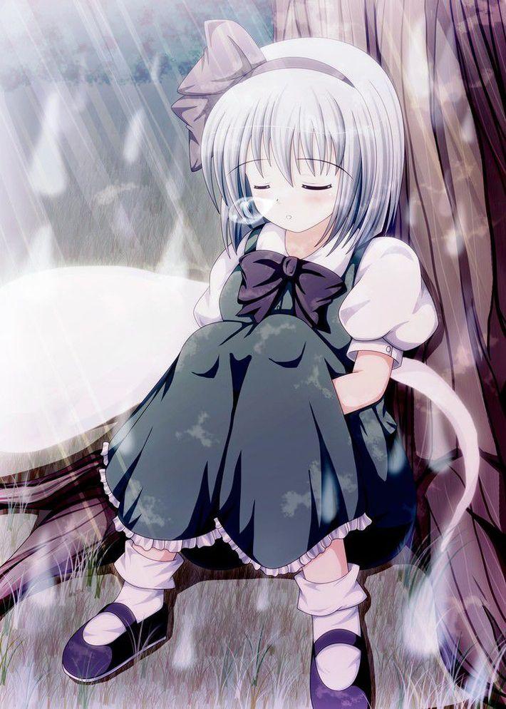 【無防備】うたた寝してる美少女達の二次エロ画像【26】