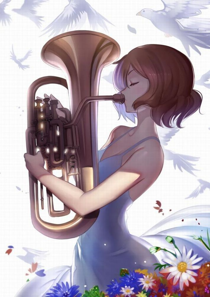 【響け!ユーフォニアム】黄前久美子(おうまえくみこ)のエロ画像【9】